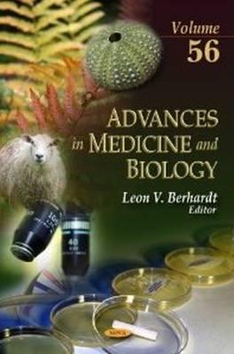 Advances in Medicine & Biology: Volume 56 (Hardback)