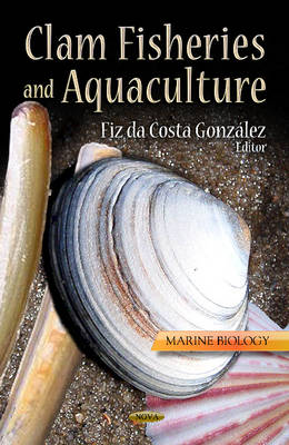 Clam Fisheries & Aquaculture (Hardback)