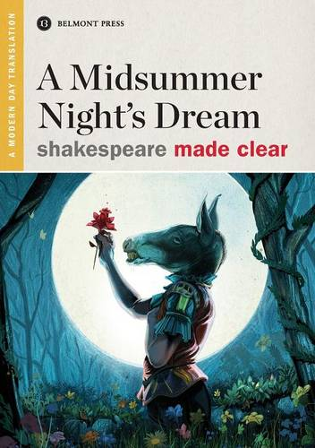 A Midsummer Night's Dream - Shakespeare Made Clear (Paperback)