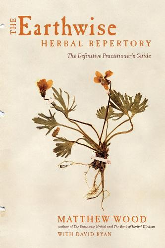 The Earthwise Herbal Repertory (Paperback)
