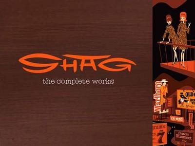Shag: The Complete Works (Hardback)