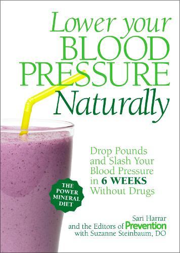Lower Your Blood Pressure Natually (Hardback)