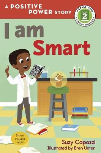 I Am Smart - Rodale Kids Curious Readers/Level 2 (Paperback)