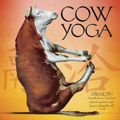 Cow Yoga (Hardback)