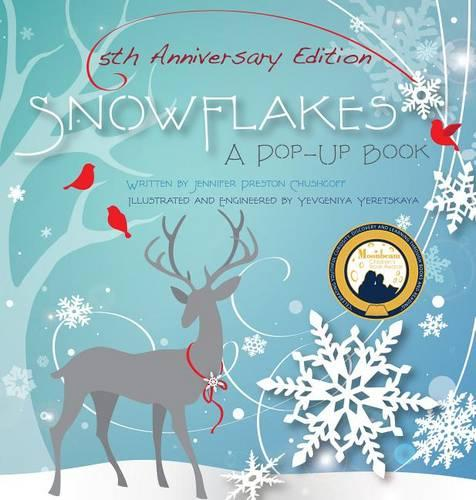 Snowflakes: 5th Anniversary Edition: A Pop-Up Book (Hardback)
