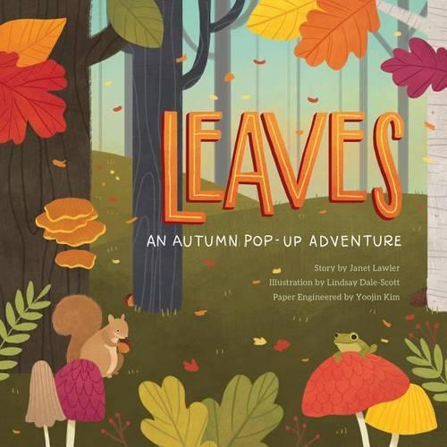 Leaves: An Autumn Pop-Up Book (Hardback)
