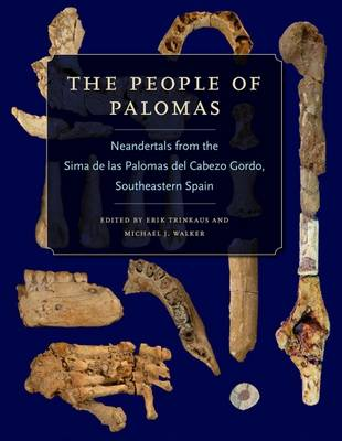 The People of Palomas: Neandertals from the Sima de las Palomas del Cabezo Gordo, Southeastern Spain - Texas A&M University Anthropology Series (Hardback)
