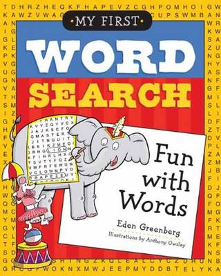 My First Word Search (Paperback)