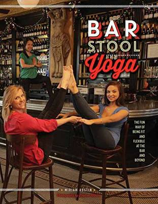 Bar Stool Yoga (Hardback)