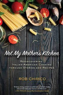 Not My Mother's Kitchen (Hardback)
