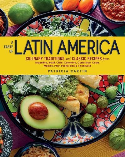 A Taste Of Latin America (Hardback)