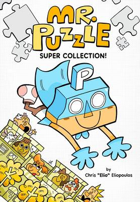 Mr. Puzzle Super Collection! (Paperback)