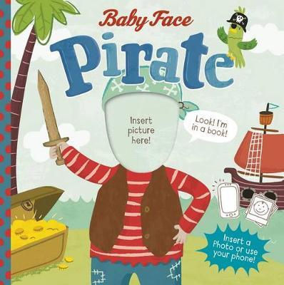 Pirate (Board book)