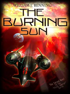 The Burning Sun - The First Admiral Series 2 (Paperback)