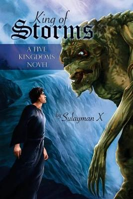 King of Storms - Five Kingdoms (Paperback)
