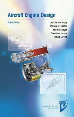 Aircraft Engine Design - AIAA Education Series (Hardback)