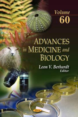 Advances in Medicine & Biology: Volume 60 (Hardback)