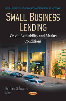 Small Business Lending: Credit Availability & Market Conditions (Paperback)