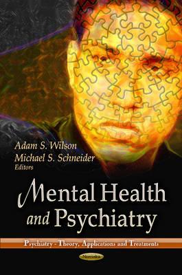 Mental Health & Psychiatry (Paperback)