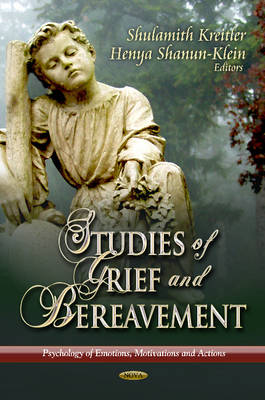 Studies of Grief & Bereavement (Hardback)