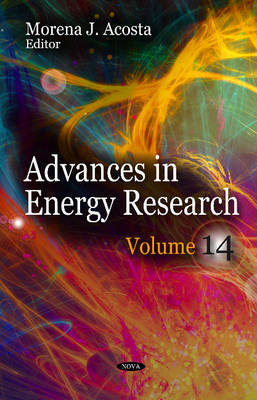 Cover Advances in Energy Research: Volume 14