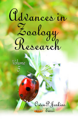 Advances in Zoology Research: Volume 5 (Hardback)