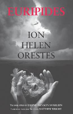 Ion, Helen, Orestes (Paperback)