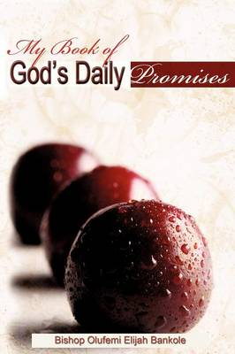 My Book of God's Daily Promises (Paperback)