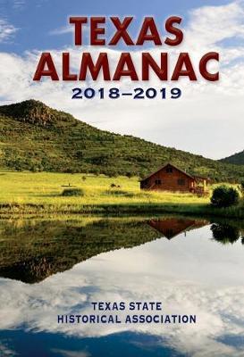 Texas Almanac 2018-2019 (Hardback)