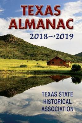 Texas Almanac 2018-2019 (Paperback)