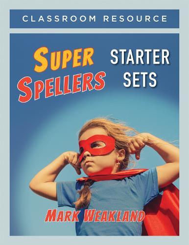 Super Spellers Starter Sets (Paperback)