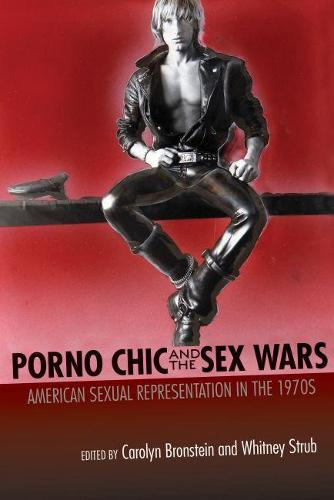 Porno Chic and the Sex Wars: American Sexual Representation in the 1970s (Paperback)