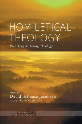 Homiletical Theology (Paperback)