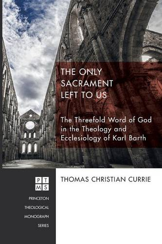 The Only Sacrament Left to Us (Paperback)