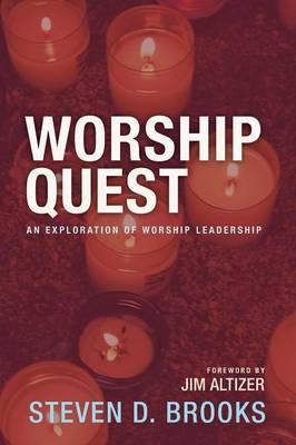 Worship Quest (Paperback)