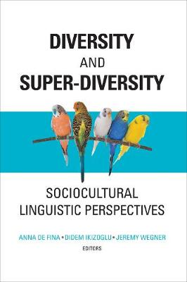 Diversity and Super-Diversity: Sociocultural Linguistic Perspectives - Georgetown University Round Table on Languages and Linguistics series (Hardback)