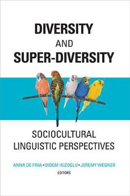 Diversity and Super-Diversity: Sociocultural Linguistic Perspectives - Georgetown University Round Table on Languages and Linguistics series (Paperback)