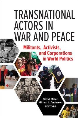 Transnational Actors in War and Peace: Militants, Activists, and Corporations in World Politics (Paperback)