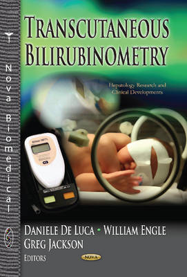 Transcutaneous Bilirubinometry (Hardback)