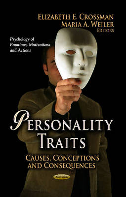 Personality Traits: Causes, Conceptions & Consequences (Paperback)