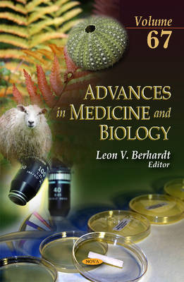 Advances in Medicine & Biology: Volume 67 (Hardback)