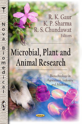 Microbial, Plant & Animal Research (Hardback)
