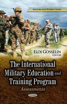 International Military Education & Training Program: Assessments (Paperback)