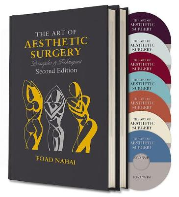 The Art of Aesthetic Surgery: Volumes 1 and 2, Second Edition: Principles & Techniques (Hardback)