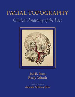 Facial Topography: Clinical Anatomy of the Face (Hardback)