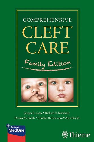 Comprehensive Cleft Care: Family Edition (Paperback)