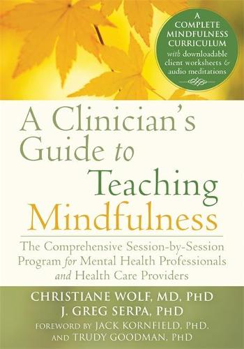 A Clinician's Guide to Teaching Mindfulness: The Comprehensive Session-by-Session Program for Mental Health Professionals and Health Care Providers (Paperback)