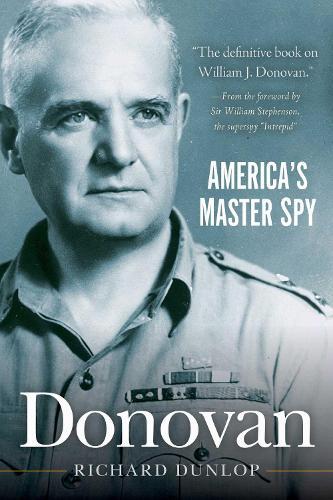 Donovan: America's Master Spy (Paperback)