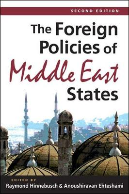 Foreign Policies of Middle East States (Paperback)