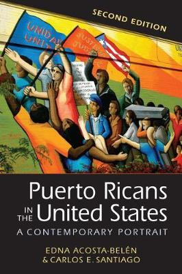 Puerto Ricans in the United States: A Contemporary Portrait - Latinos: Exploring Diversity and Change (Paperback)